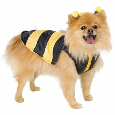 Leg Avenue Dog Costumes Bumble Bee Costume, Size: SMALL