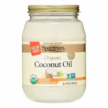 Spectrum Naturals Oil Coconut Refined Org,29Fo (Pack Of 6)