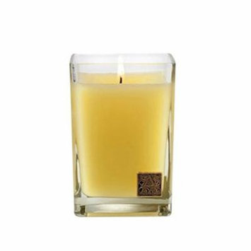 Aromatique Agave Pineapple Cube Candle 12oz
