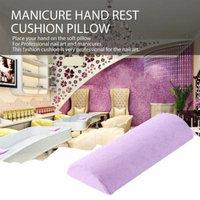 Oie Loves 2PCS Soft Hand Rest Cushion Pillow Nail Art Manicure Makeup Cosmetic Washable