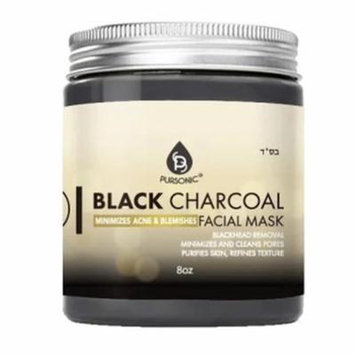 Pursonic BCFM8 Black Charcoal Facial Mask