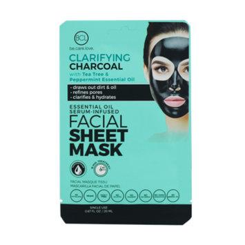 Bio Creative Lab - Essential Oil Facial Sheet Mask Charcoal
