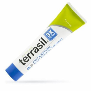 Wart Remover by Terrasil® with All-Natural Activated Minerals® Safely and Gently Removes Warts Acid-Free Without Burning 3X Action (14gm tube size)