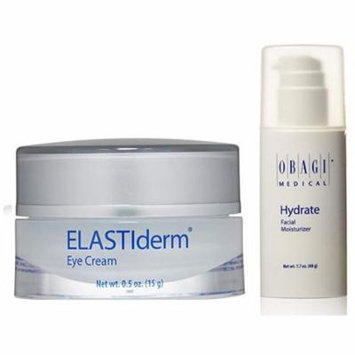 Obagi Hydrate Facial Moisturizer 1.7 oz & ELASTIderm Eye Cream 0.5 oz