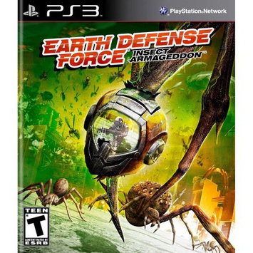 D3 Publisher Earth Defense Force: Insect Armageddon (PS3) - Pre-Owned