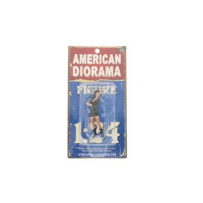 American Diorama 23918 Costume Babe Brooke Figure for 1-24 Scale Models