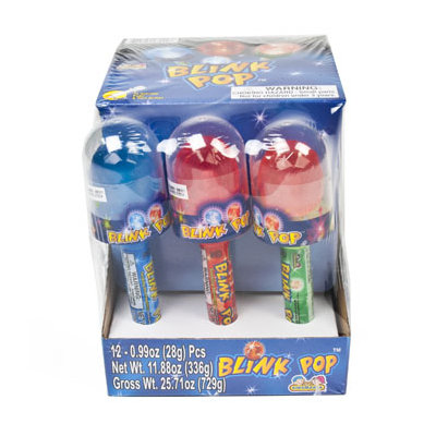 Ddi Blink Pop Lollipop .99 oz Cd(Case of 12)