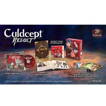 Sega Culdcept Revolt Nintendo 3DS (Limited Edition)