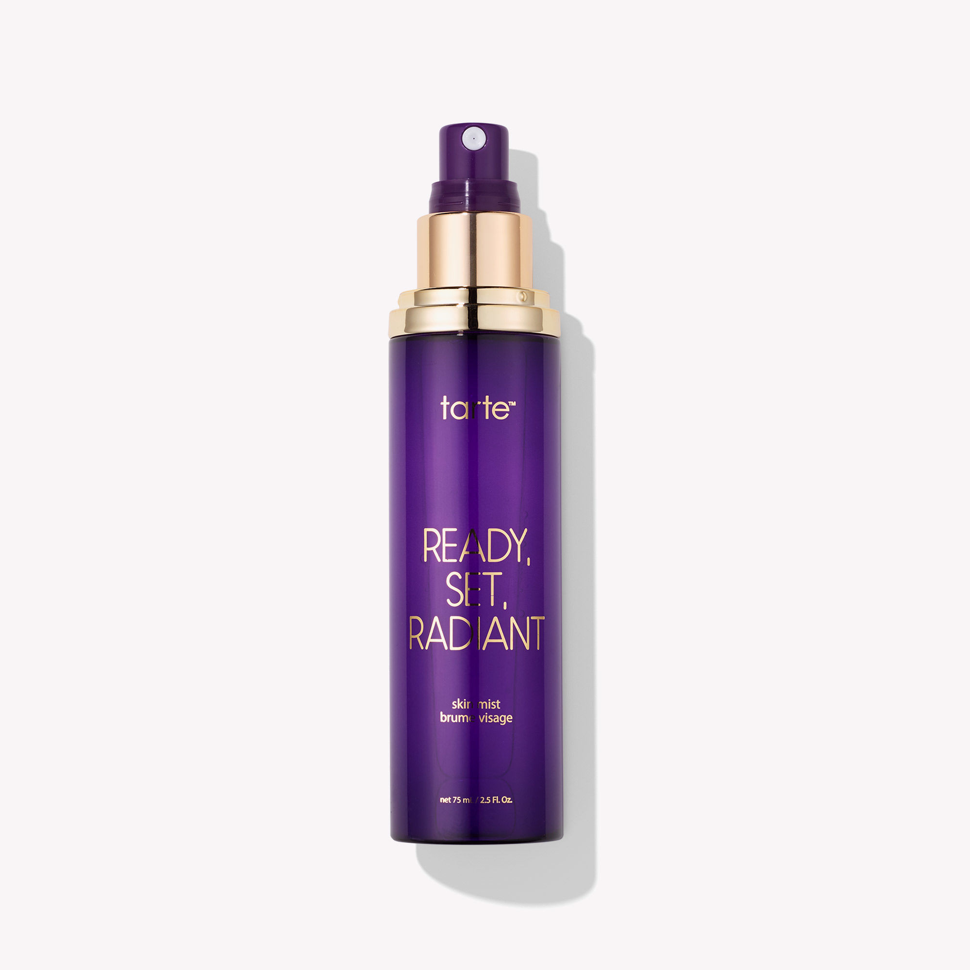 tarte™ ready, set, radiant skin mist