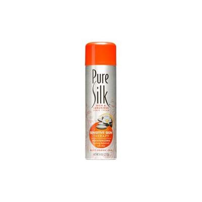 Pure Silk Sensitive Skin Spa Therapy Shave Cream for Women (Pack of 10)