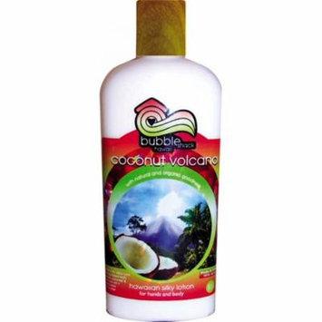 Bubble Shack Coconut Volcano Body Lotion, 8oz