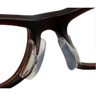 AM Landen 2 pairs 1.8mm Transparent Non-slip Silicone Nose Pads Eyeglass Nose Pad [2]