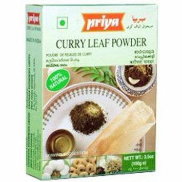 Priya Curry Leaf Powder 100g (Pack of 3)