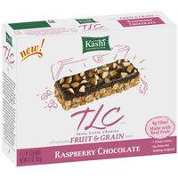 Kashi TLC Raspberry Chocolate Fruit & Grain Bars, 6.7 oz