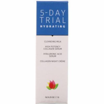 Reviva Labs 5-Day Trial Hydrating 4 Piece Kit 0 25 oz 7 g Each