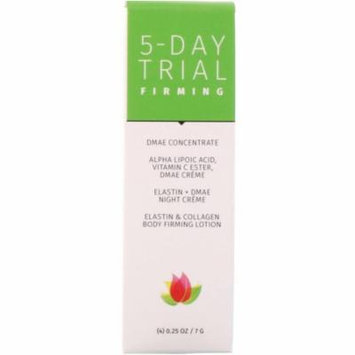 Reviva Labs 5-Day Trial Firming 4 Piece Kit 0 25 oz 7 g Each