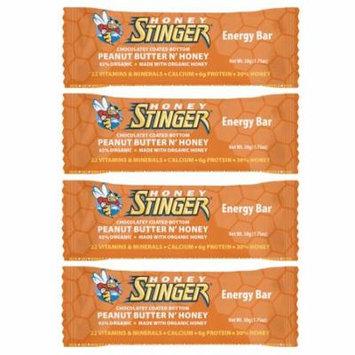 Honey Stinger 1.75 Oz. Energy Bars (Peanut Butter & Honey/60-Pack)