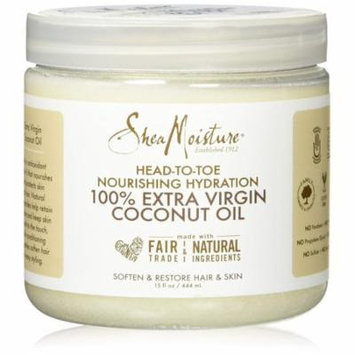 Shea Moisture 100% Extra Virgin Coconut Oil