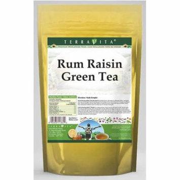 Rum Raisin Green Tea (50 tea bags, ZIN: 532259)
