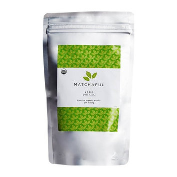 MATCHAFUL Jade Premium Matcha, 200 Gram