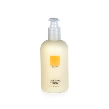 Zents Ageless Aloe Moisture Body and Hand Wash, Sun, With Fruit Extracts, Shea Butter & Lotus Flower, 10 fl oz/300 millileters