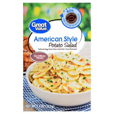 Wal-mart Stores, Inc. Great Value American Style Potato Salad, 5.4 oz