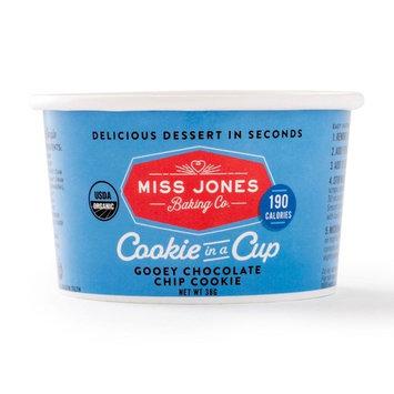 Miss Jones Baking Organic Cookie In A Cup, Gooey Chocolate Chip Cookie