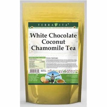 White Chocolate Coconut Chamomile Tea (50 tea bags, ZIN: 536173) - 2-Pack