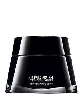 Armani Limited Edition Crema Nera Supreme Reviving Cream Light Texture