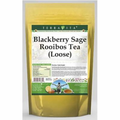 Blackberry Sage Rooibos Tea (Loose) (4 oz, ZIN: 533909)