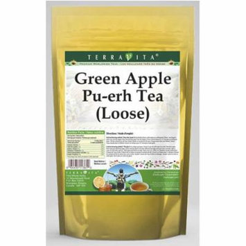 Green Apple Pu-erh Tea (Loose) (8 oz, ZIN: 533534) - 2-Pack