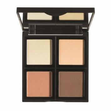 E.L.F. Cosmetics, Contour Palette, 4 Shades, 0.56 oz (pack of 4)
