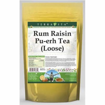 Rum Raisin Pu-erh Tea (Loose) (8 oz, ZIN: 532273)