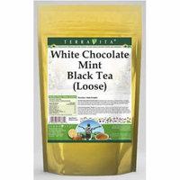 White Chocolate Mint Black Tea (Loose) (8 oz, ZIN: 536219)