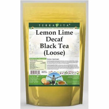 Lemon Lime Decaf Black Tea (Loose) (4 oz, ZIN: 534801) - 3-Pack