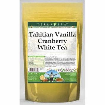Tahitian Vanilla Cranberry White Tea (50 tea bags, ZIN: 536333)