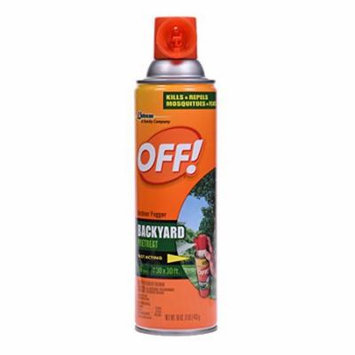 OFF! Outdoor Fogger 16 oz (Pack of 10)