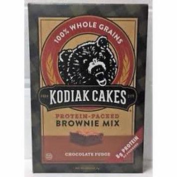 Kodiak Cakes Chocolate Fudge Brownie Mix (Pack of 20)