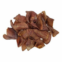 Premium Natural Pig Ears Dog Chews 100pk