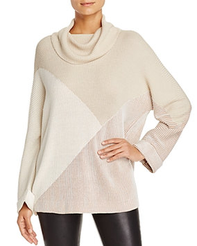 NIC+ZOE LINEAR COZY TOP, Multi, S