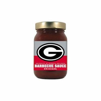 Hot Sauce Harry's Georgia Bulldogs Barbecue Sauce