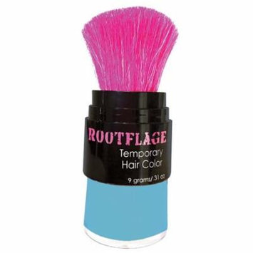 Rootflage Temporary Hair Color Peacock Blue Sky Town