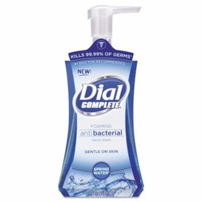 Dial Professional Antimicrobial Foaming Hand Soap Spring Water 7.5oz 05401