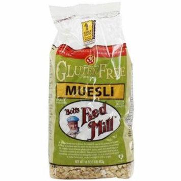 Bob's Red Mill Gluten Free Muesli 16 oz