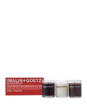 MALIN+GOETZ Women's Vices Votives Set
