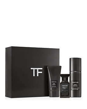 Tom Ford Private Blend Oud Wood 3 Piece Set
