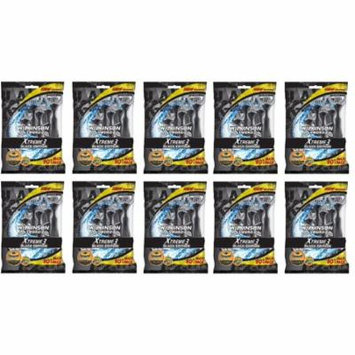 Wilkinson Sword by Schick Xtreme3 Black Edition, Disposable Razors, 100 Count