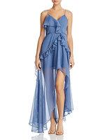 La Maison Talulah Bluebell High/Low Dress