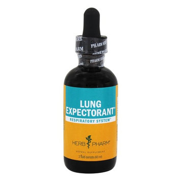Lung Expectorant Liquid Extract for Respiratory System Support - 2 fl. oz.