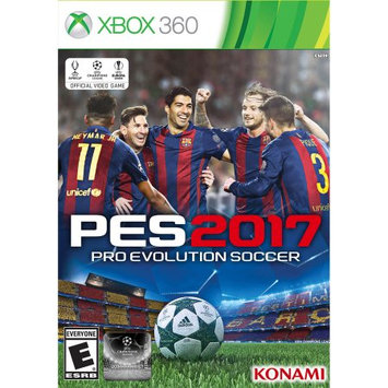 Pes Productions Pro Evolution Soccer 2017 - Pre-Owned (Xbox 360)